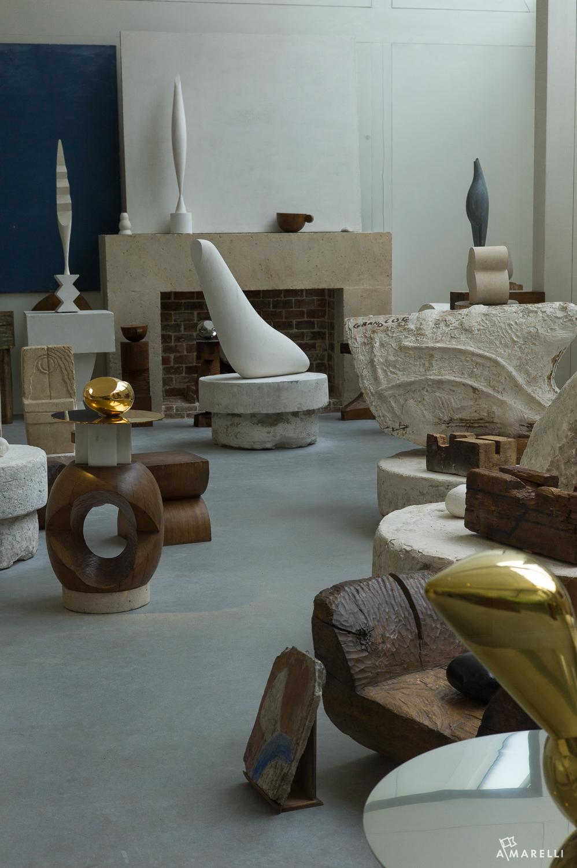 Constantin Brancusi Studio-2