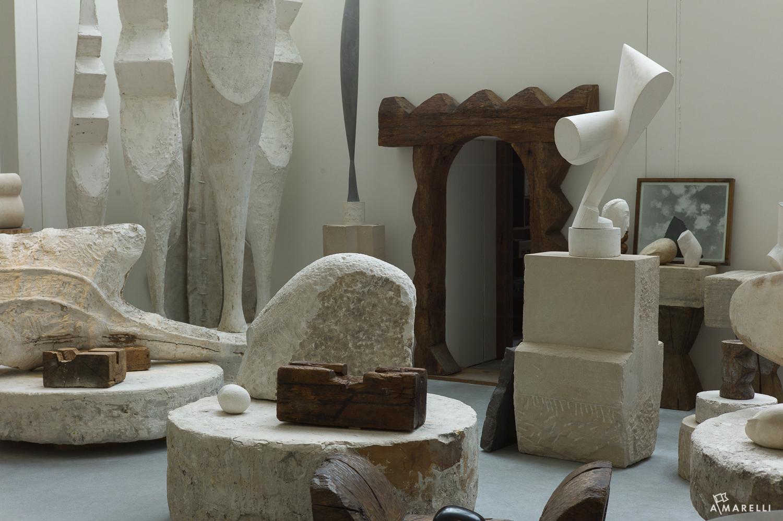 Constantin Brancusi Studio-4