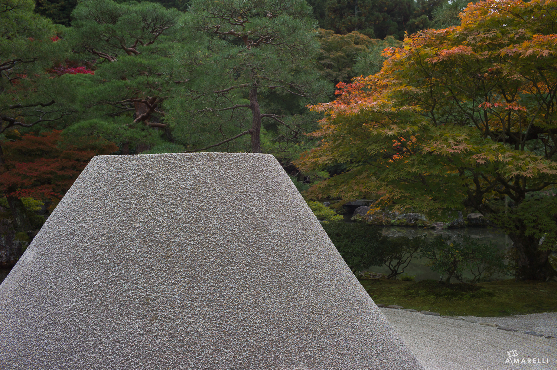 Silver Pavilion Ginkakuji, Kyoto Copyright Adam Marelli-1