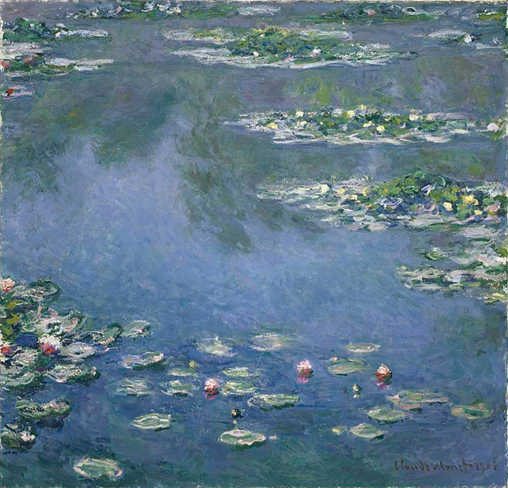 1-monet-water-lillies