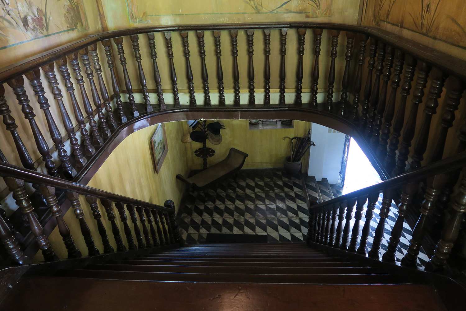 Adam Marelli Manila Photography Workshop Staircase