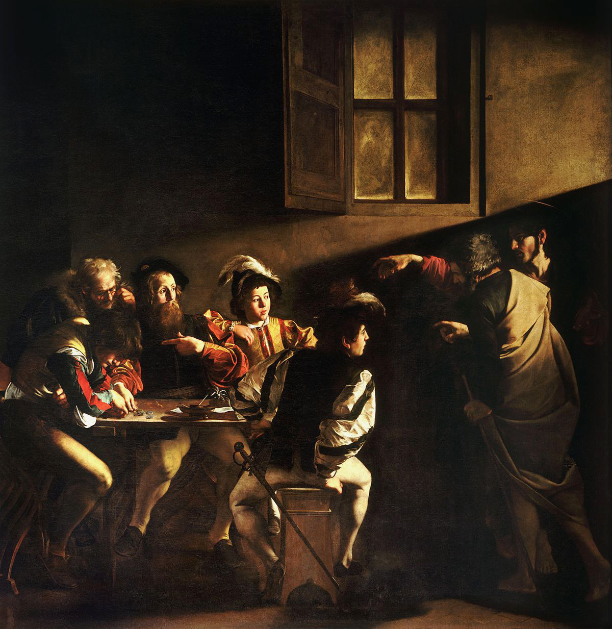 11 The_Calling_of_Saint_Matthew-Caravaggo_