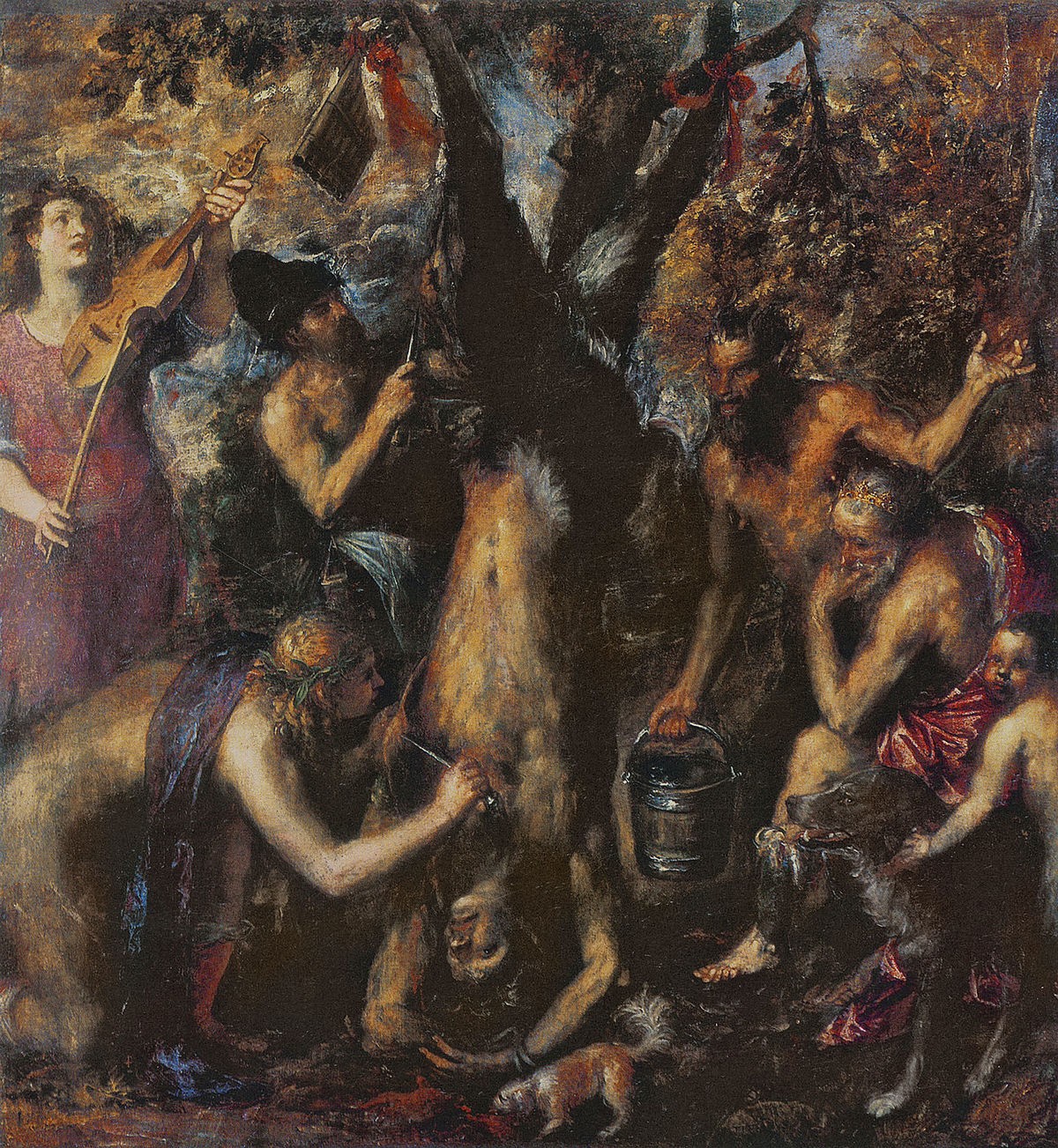 6 Titian_-_The_Flaying_of_Marsyas