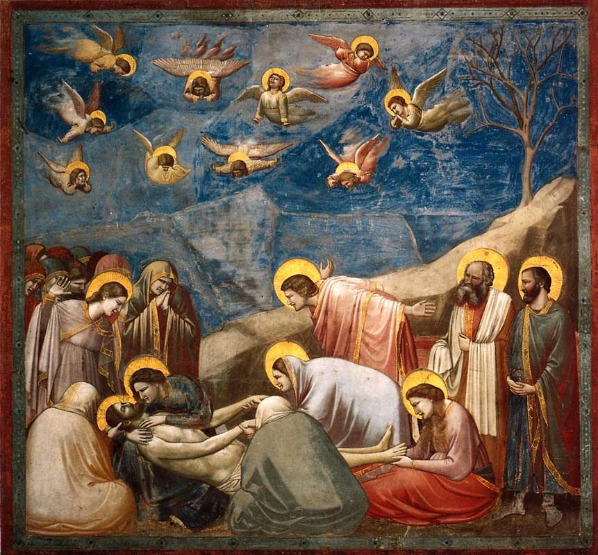 8 Lamentation Giotto