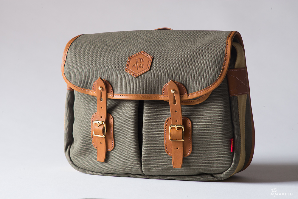 A Marelli x Chapman Camera Bag
