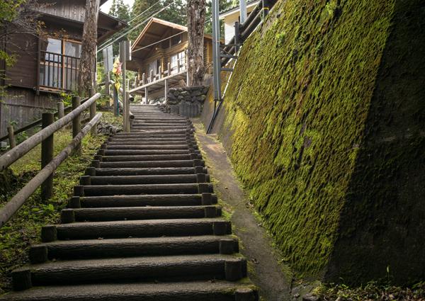 Iya Valley Tokushima Adam Marelli
