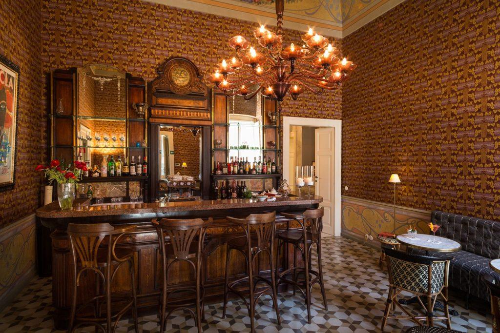 Palazzo Margherita Bar