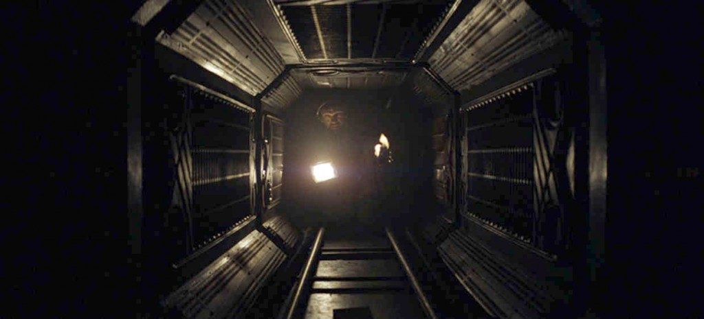 Alien (1979) Linear Perspective