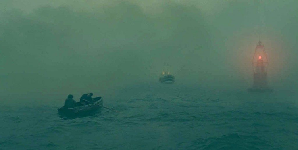 Children of Men (2006) Atmospheric Perspective