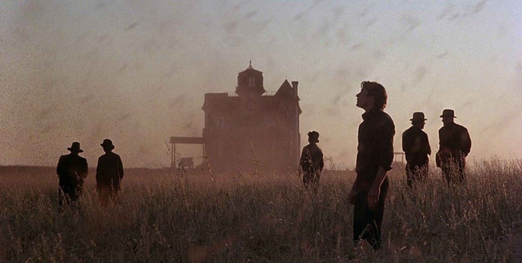 Days of Heaven (1978) Figure to Ground