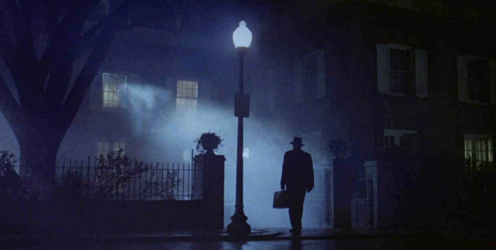 Exorcist (1973) Figure to Ground