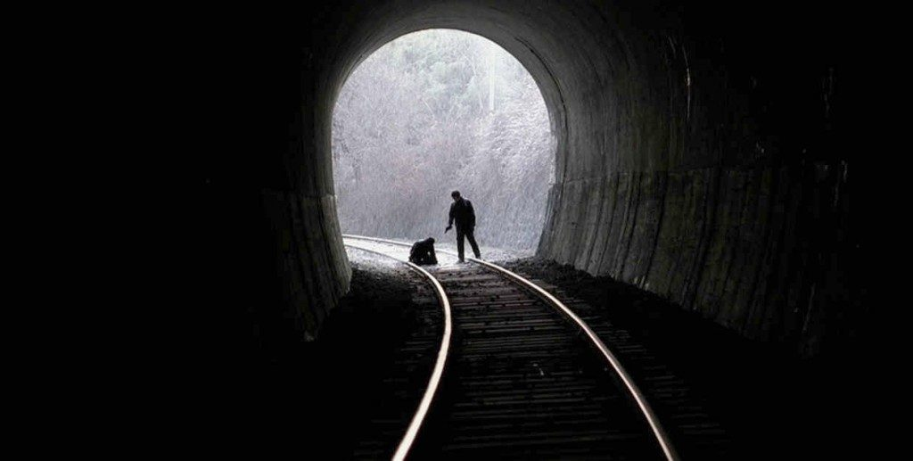 Memories of Murder (2003) Central Composition