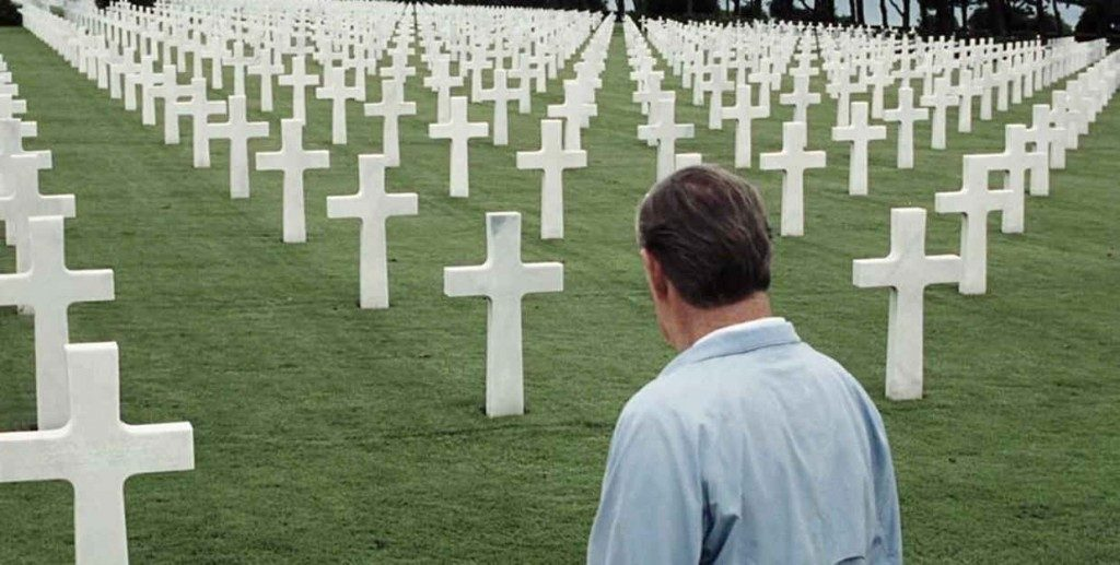 Saving Private Ryan (1998) Linear Perspective