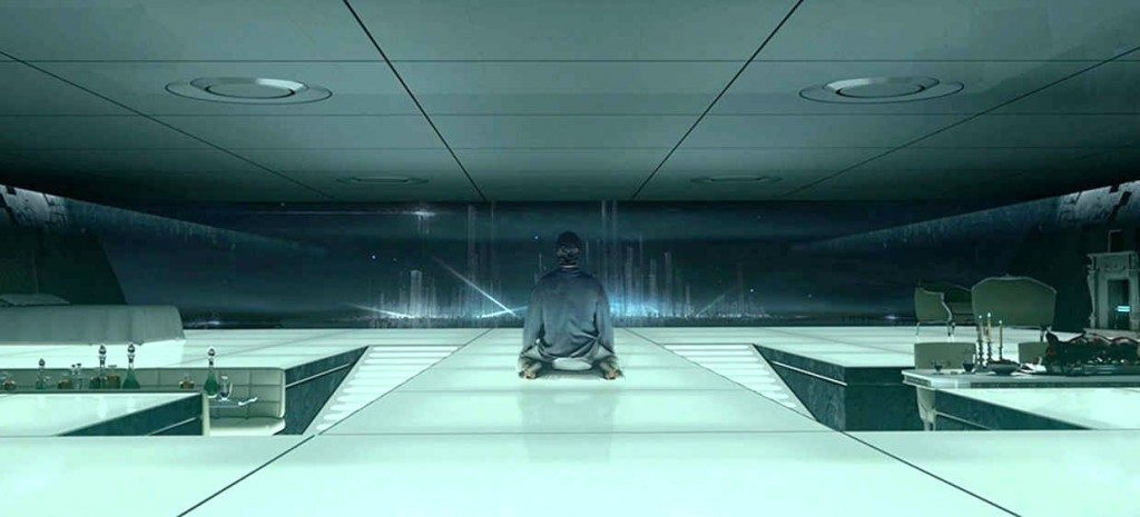 Tron (2010) Linear Perspective