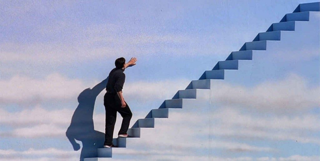 Truman Show (1998) Figure to Ground