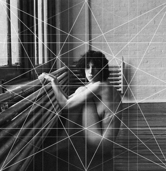 Patti Smith Nude Robert Mapplethorpe Composition Grid Adam Marelli Photography Workshops