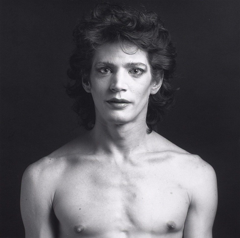 Robert Mapplethorpe Self-Portrait Composition Adam Marelli Photography Workshops