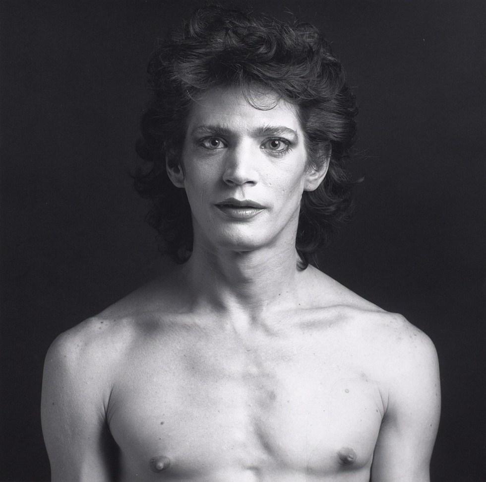 Robert Mapplethorpe Self-Portrait Composition Adam Marelli Photography Workshops