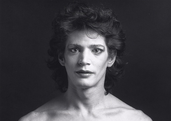 Robert Mapplethorpe Self-Portrait Feature