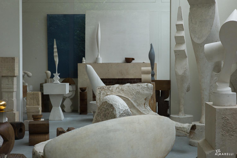 Constantin Brancusi Studio-1