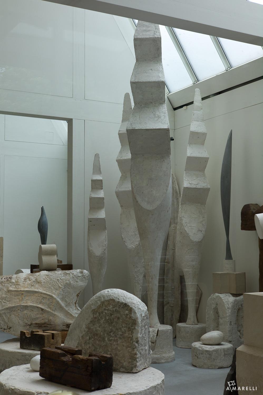 Constantin Brancusi Studio-3