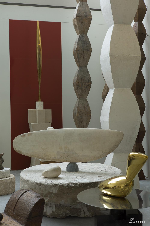 Constantin Brancusi Studio-5