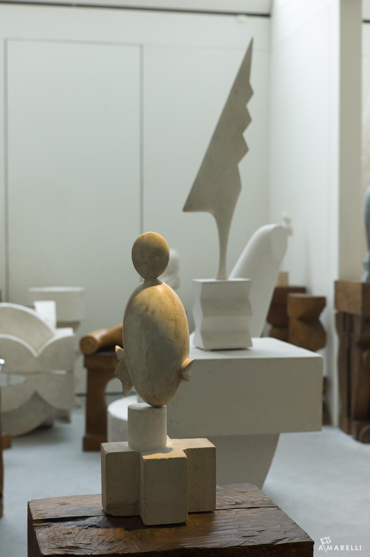 Constantin Brancusi Studio-6