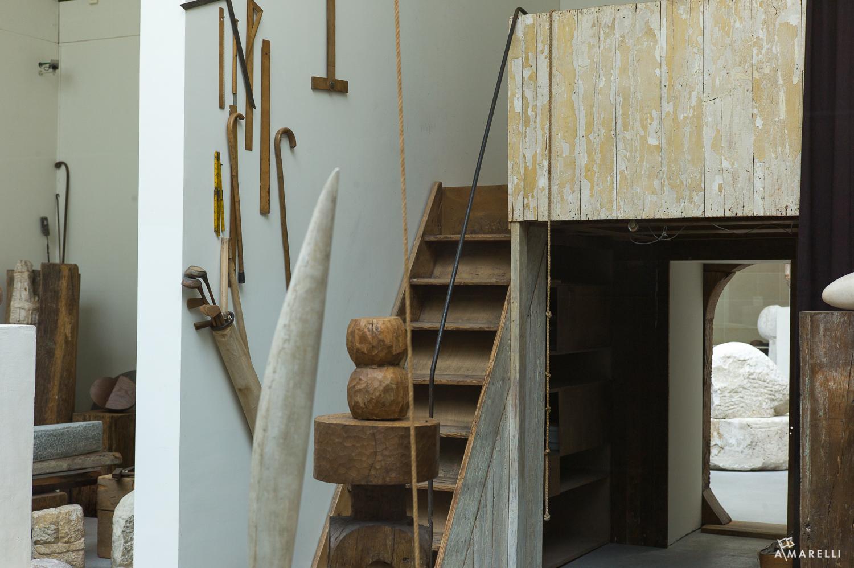Constantin Brancusi Studio-8