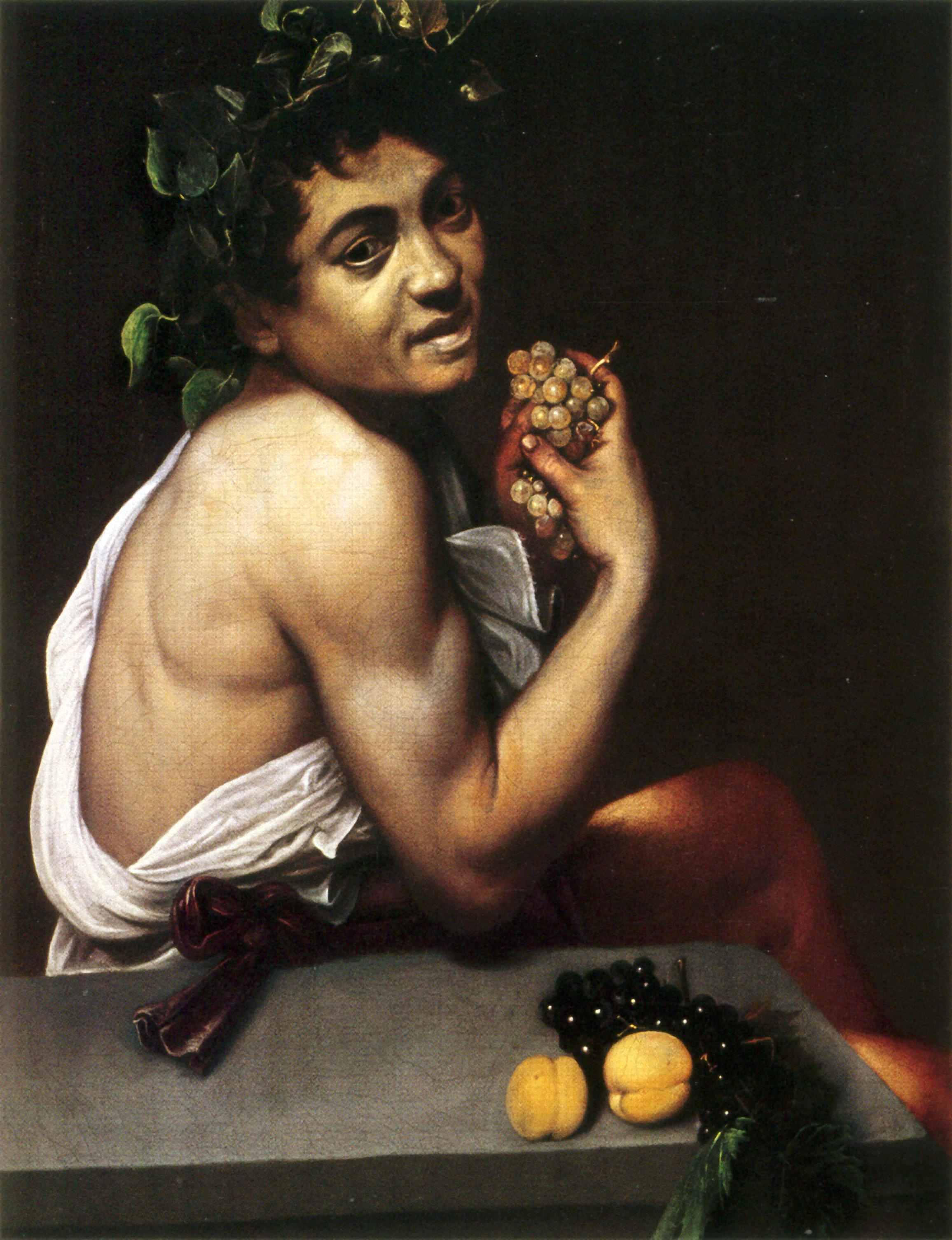 10 Self-portrait_as_the_Sick_Bacchus_by_Caravaggio