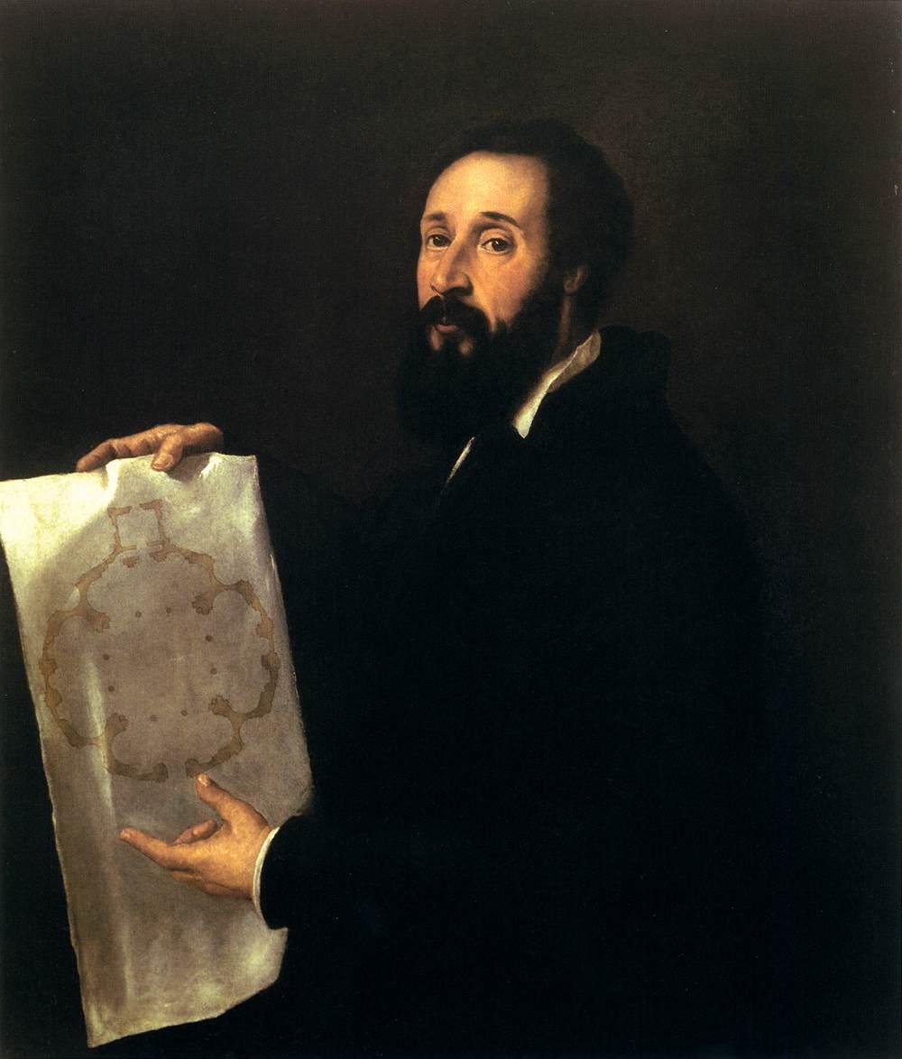 9 Titian_-_Portrait_of_Giulio_Romano_