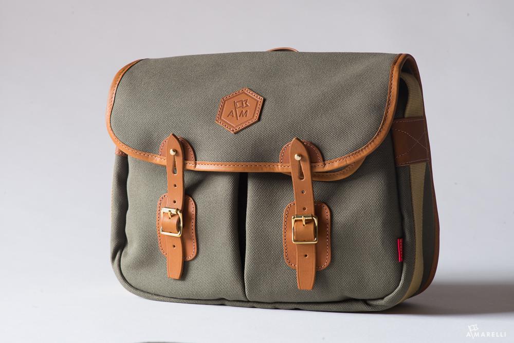 A Marelli x Chapman Camera Bag