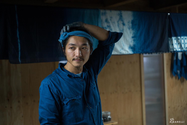 Kakuo Kaji Buaisou Indigo Adam Marelli Tokushima (7 of 29)