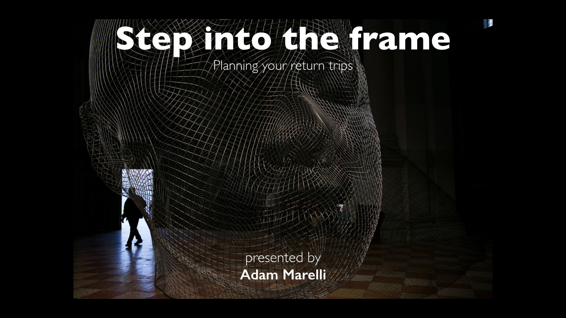 06 Step into the frame How to approach travel & cultural photography Advanced Copyright Adam Marelli