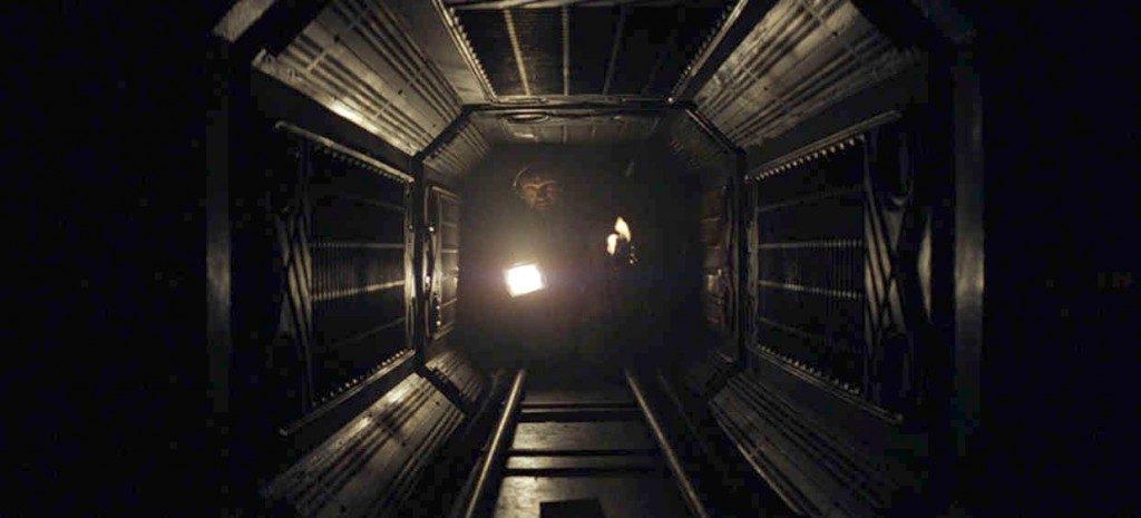 Alien (1979) Linear Perspective