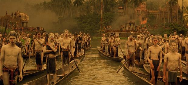 Apocalypse Now (1979) Atmospheric Perspective