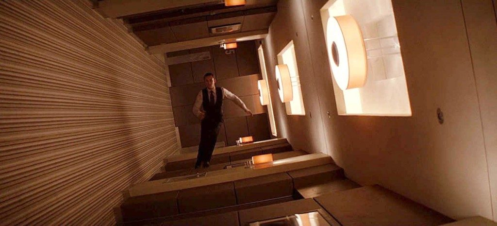 Inception (2010) Linear Perspective