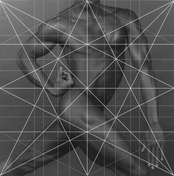 Derick Cross Robert Mapplethorpe Composition Grid Adam Marelli Photography Workshops