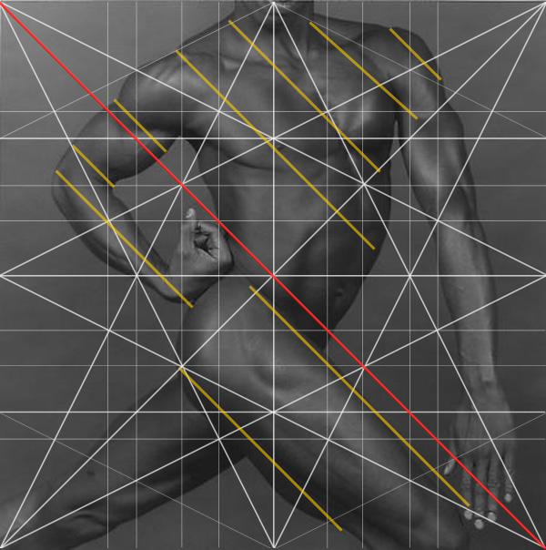 Derrick Cross Robert Mapplethorpe Composition Sinister Diagonal Adam Marelli Photography Workshops
