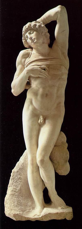 Michelangelo Slave Composition Adam Marelli Photography Workshops