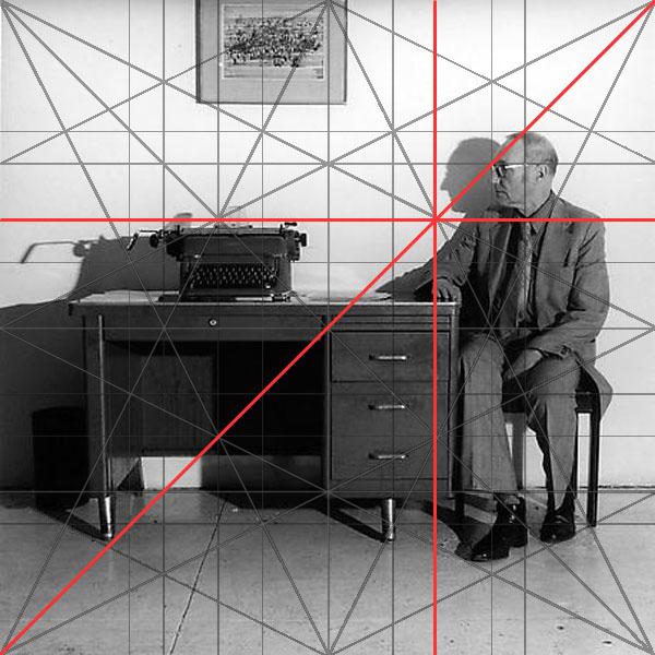William Burroughs Robert Mapplethorpe Composition Error Adam Marelli Photography Workshops