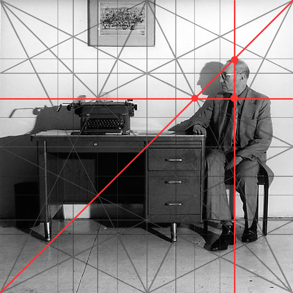 William Burroughs Robert Mapplethorpe Composition Points Adam Marelli Photography Workshops